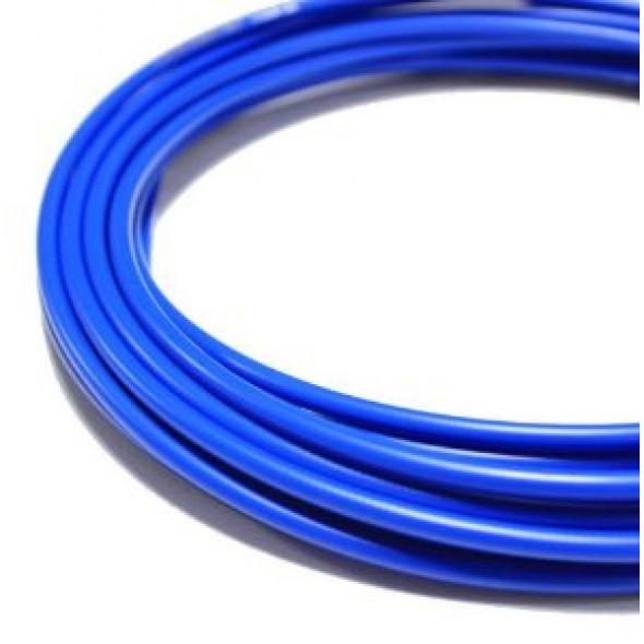 Brzdový bowden, modrý