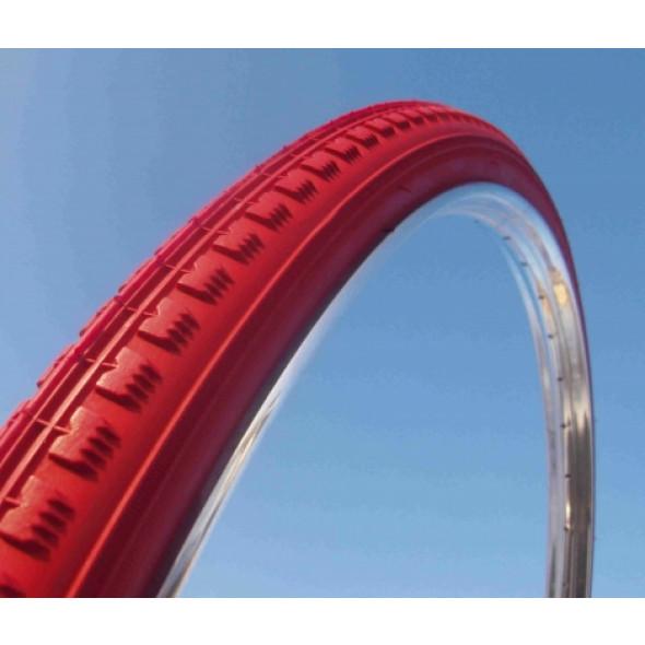 Plášť RED 28x1 1/2 (40-635), červený