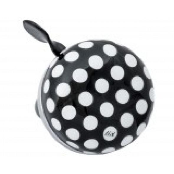 Zvonček Liix - Mini Ding Dong Bell Polka Big Dots