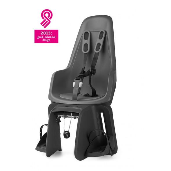 Zadná detská sedačka BOBIKE ONE maxi, sivá