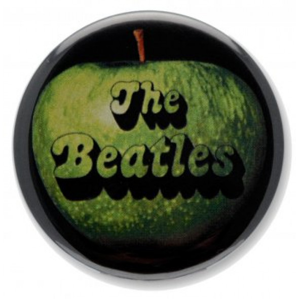 Magnetka Beatles Apple logo