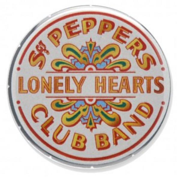 Magnetka Beatles Sgt. Pepper Drum