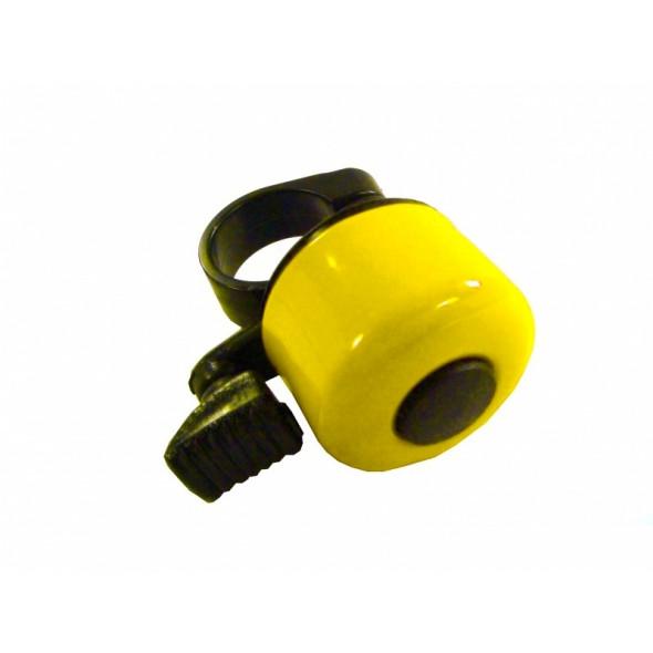 Zvonček Baby, žltý
