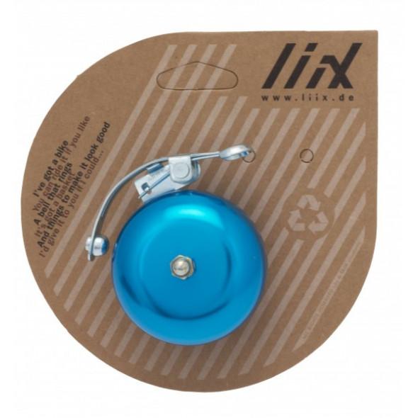 Zvonček Alloy Vintage Bike Bell, modrý