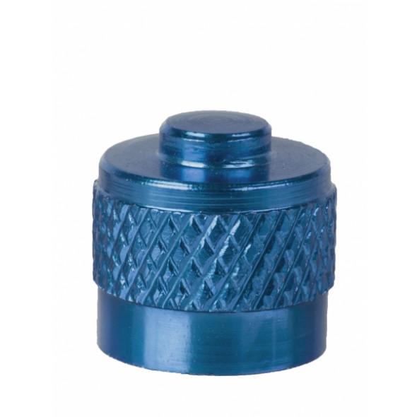 Čapička na autoventilok, modrá