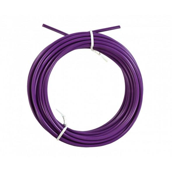 Brzdový bowden, fialový