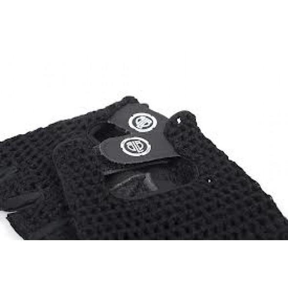 BLB kožené rukavičky čierne S
