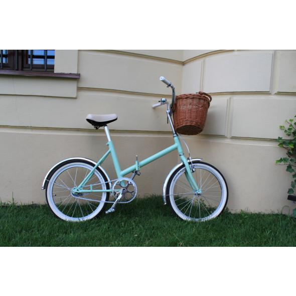 Bicykel Skladačka Pecobikes Klasik