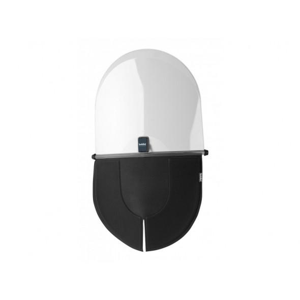 Ochranný štít Bobike Windscreen Classic Mini Urban black