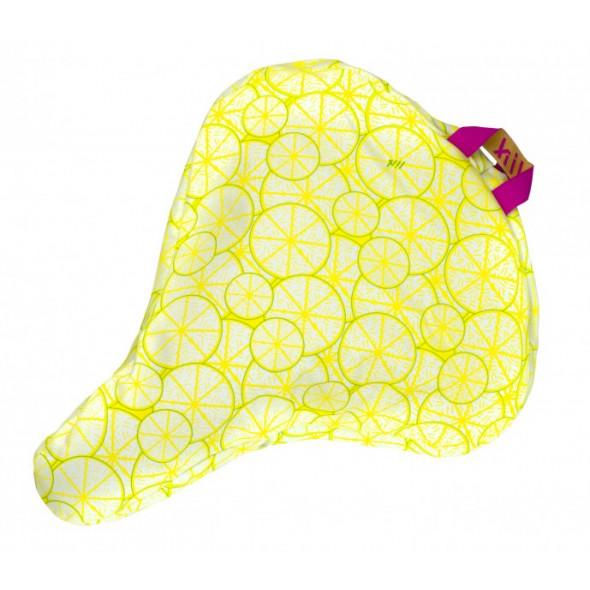 Kryt sedla Liix Limelight, žltý