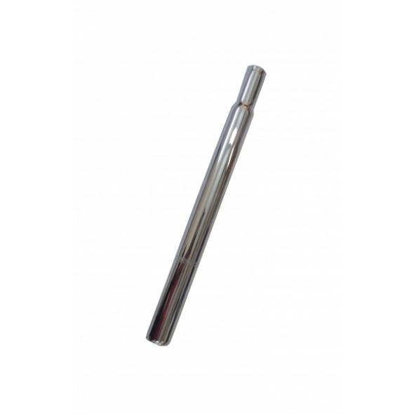 Oceľová sedlovka 27,2mm, chrómová