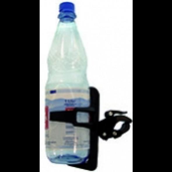Držiak s klipom+košík flaše na sedlovku