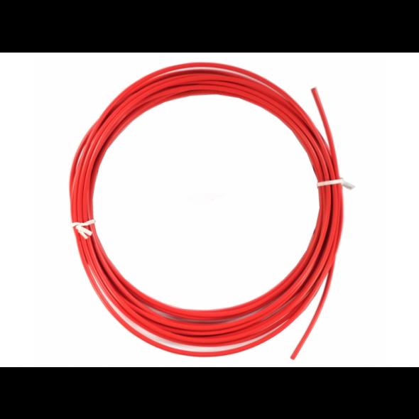 Radiaci bowden, červený