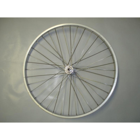 """Hliníkové predné koleso, 559x19, 26"""""""