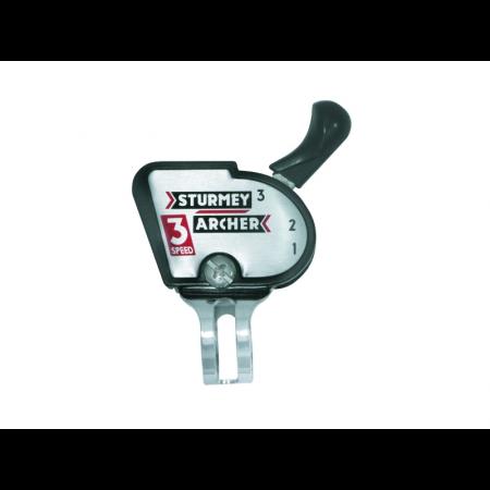 Radiaca páčka Sturmey Archer, 3-rýchlostná