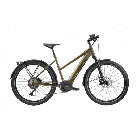 e-Bike Breezer POWERWOLF EVO SM 2.1+ ST 2021