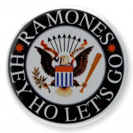 Magnetka Ramones Color Eagle