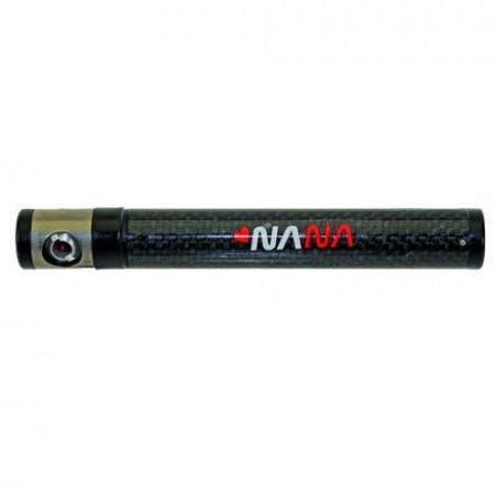 Pumpa NANA mini Carbon, čierna