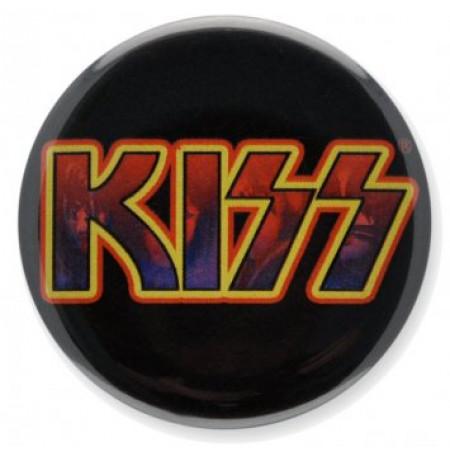 Magnetka KISS logo