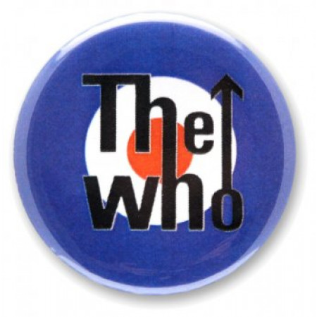 Magnetka The Who logo
