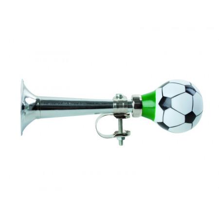 Trúbka futbalová lopta