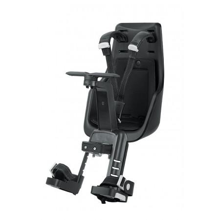 Predná detská sedačka BOBIKE EXCLUSIVE mini, čierna