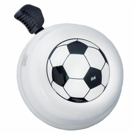 Zvonček Liix Soccerball, white
