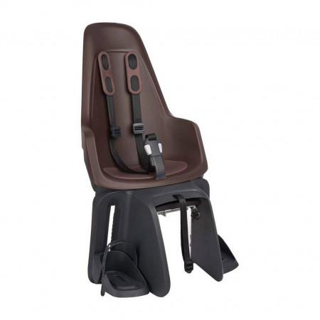 Zadná detská sedačka BOBIKE ONE maxi, kávovo-hnedá