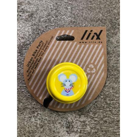 Zvonček Liix Mouse, žltý