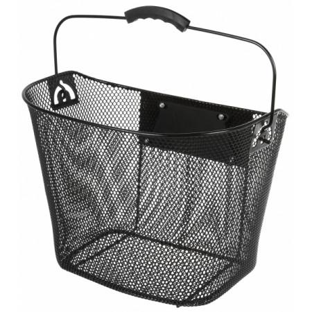Predný košík na riadítka