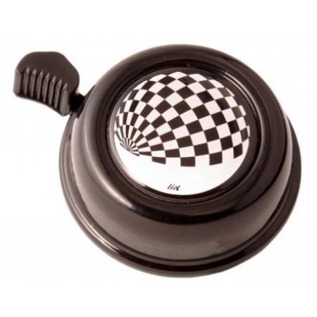 Zvonček Liix - Ska half Globe, čierny