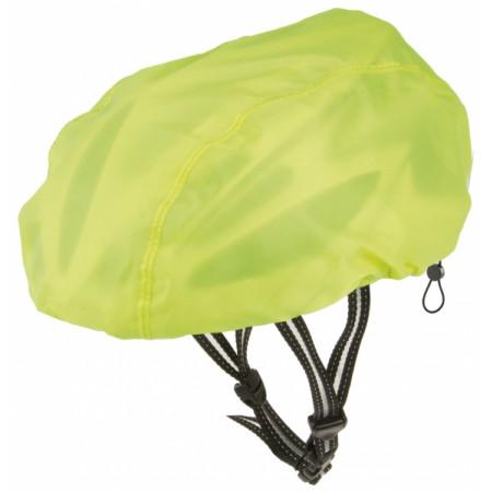 Návlek na prilbu M-wave, reflexný žltý