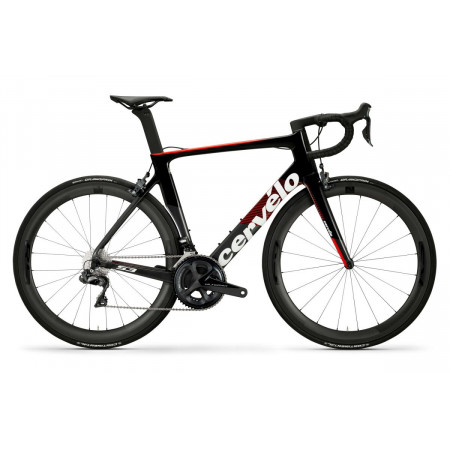 Bicykel Cervélo S3 red/black