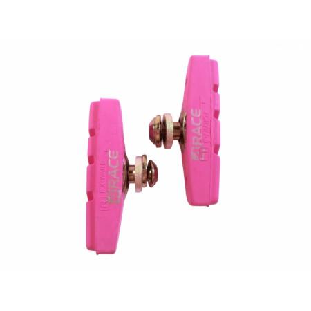 Brzdové gumičky 4R-ALHONGA, ružové