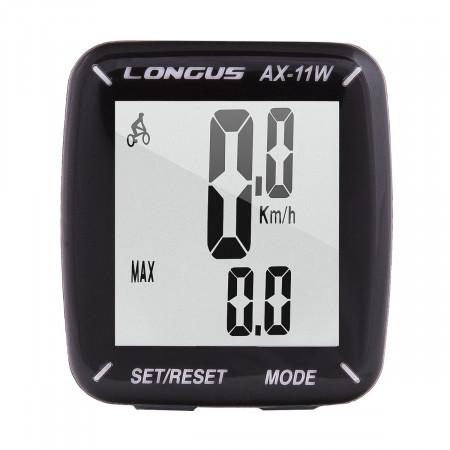 Bezdrôtový tachometer Longus AX-11W