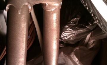 Steel fork Pecobikes