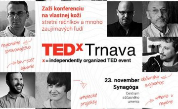 """TEDXTRNAVA 2013 or """"Do it like to your wife"""""""