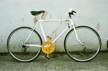 Pecobikes mestsky bicykel prerabka, renovacia
