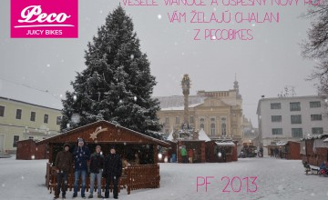 Vianoce a PF 2013