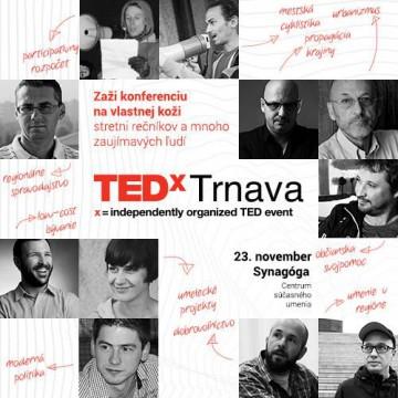 TEDxTrnava 2013 rečníci