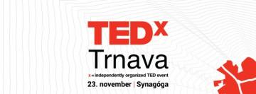 TEDxTrnava Adam Peciar