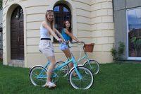 Nové šťavnaté bicykle