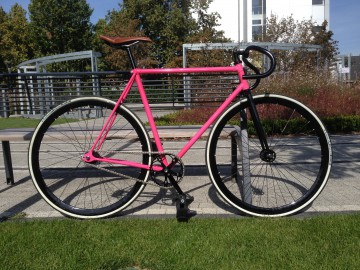fixed gear pecobikes