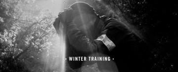 zimny trening